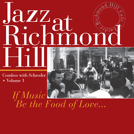 Jazz At Richmond Hill Vol 1 Ken Schroder Album 429