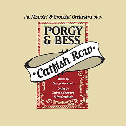Porgy and Bess Catfish Row Album Ken Schroder 429