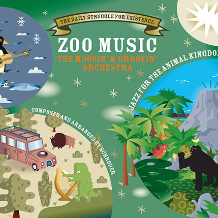 Zoo Music Ken Schroder Album 429